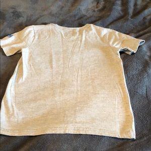 adidas Shirts & Tops - Boys size small grey Adidas tee